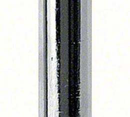 OER 1967 Chrome Door Lock Knobs (Pair) K588