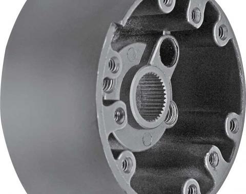 OER 1967-68 Walnut Wood Wheel Hub 3930062
