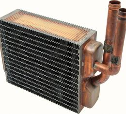 "OER 1962-67 Chevy II/Nova 6-Cyl & SB V8 Engines - Copper/Brass Heater Core (7-3/4"" X 6-3/8"" X 2-1/2"") 3153164"