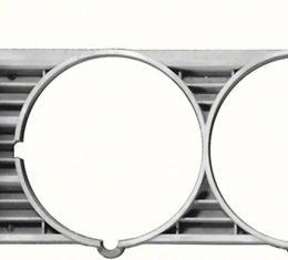 OER 1969 Full Size Headlamp Bezel - LH 3964555