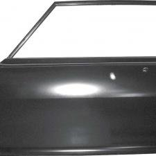 OER 1962-65 Chevy II Nova, Complete Door Shell Assembly, 2 Door, Sedan, LH, EDP Coated 14990