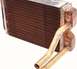 "OER 1967-68 Camaro Big Block V8 without AC - Copper/Brass Heater Core (9-1/2"" x 6-3/8"" x 2-1/2"") 3011477"