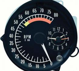 OER 1973-75 Firebird Tach/Clock Assembly 5658075