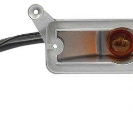 OER 1969 Dart Park Lamp Housing with Pigtail Connector - RH 2930530