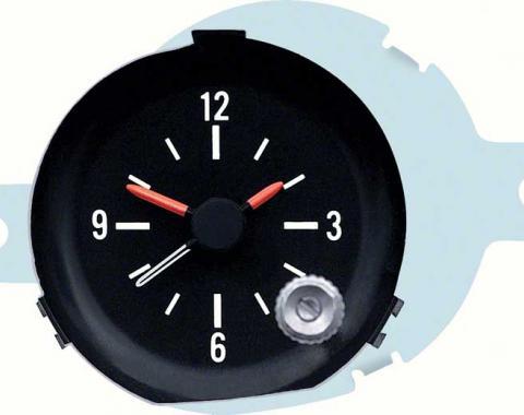 OER 1970-78 Camaro In Dash Clock 3980116