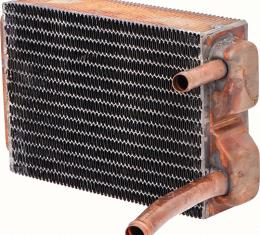"OER 1967-68 F-Body, 68-69 Nova with AC - Copper/Brass Heater Core (9-1/2"" x 6-3/8"" x 2-1/2"") 3009917"