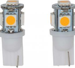 OER 194 Series Amber LED Bulb 6000K LE194A