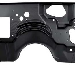 OER 1978-81 Camaro, Firebird, Firewall Panel, with Air Conditioning, EDP Coated 153755