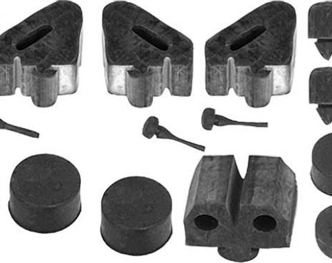 OER 1970-81 Camaro Rubber Stopper Kit *K88066
