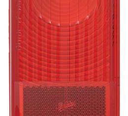 OER 1967-72 GM Truck Tail Light Lens - LH or RH Red 5959111