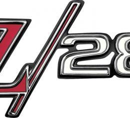 """OER 1969 Camaro """"Z/28"""" Fender Emblem 3957935"""