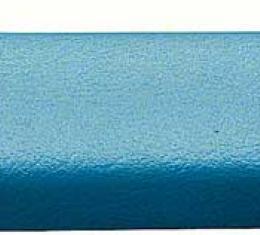 OER 1968-72 Medium Blue Urethane Arm Rest Pad, LH K695208