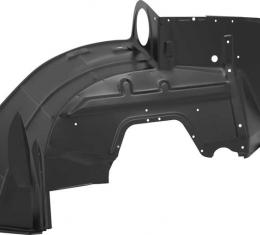 OER 1957 Chevrolet Bel Air, 150, 210, Nomad, Del Ray, Inner Front Fender, Drivers Side, EDP Coated TF400342