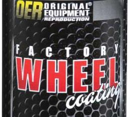 """OER Placer Gold Snowflake Wheel """"Factory Wheel Coating"""" Wheel Paint 16 Oz Can K89350"""