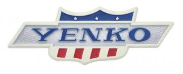 OER Yenko Bar and Shield Shield Fender and Rear Panel Emblem K80013