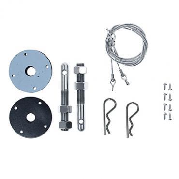 OER Hair Pin Style Hood Pin Kit with Lanyard *16700GK