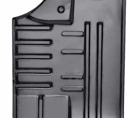 OER 1965-66 Impala, Bel Air, Biscayne, Caprice, Partial Trunk Pan, Drivers Side, EDP Coated B7772A