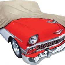 OER 1956 Chevrolet 2 / 4 Door Wagons Tan Weather Blocker™ Plus Car Cover MT8612GTN