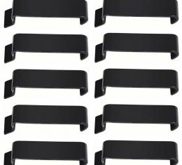 OER 1976-90 Tail Lamp To Housing Retaining Clip Set , 10-Piece Set , Buick, Pontiac, Chevrolet R278149