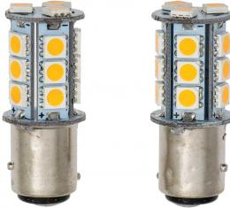 OER 1157 Series Amber LED Bulb 6000K LE1157A