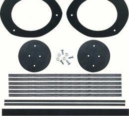 OER 1965-68 Fresh Air Duct Seal Set K226