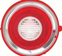 OER 1972-73 Camaro RS Back-Up Lens, LH 5964531