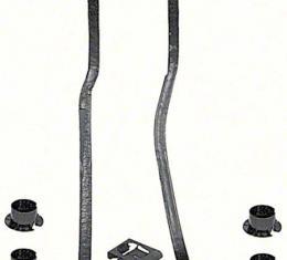 OER 1967-68 F-Body, 68 Nova Brake and Clutch Pedal Assembly C2554