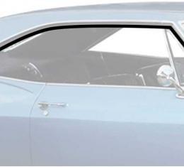 OER 1965-66 Impala / Full-Size 2 Door Hardtop Roof Rail Weatherstrips K431