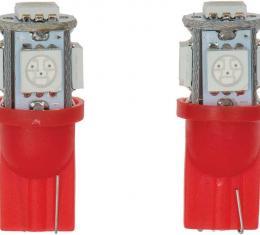 OER 194 Series Red LED Bulb 6000K LE194R
