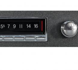 Custom Autosound 1969-1972 Chevrolet Chevelle USA-740 Radio