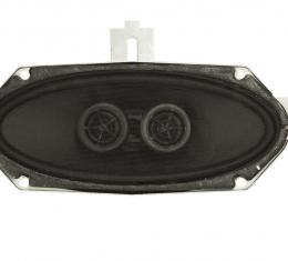 Custom Autosound 1967-1968 Pontiac Firebird Dual Voice Coil Speakers