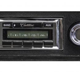 Custom Autosound 1969-1970 Cadillac USA-230 Radio