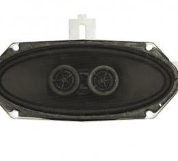 Custom Autosound 1968-1969 Chevrolet El Camino Dual Voice Coil Speakers