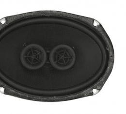 Custom Autosound 1958-1976 Chevrolet Impala/Caprice Dual Voice Coil Speakers