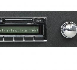 Custom Autosound 1968 Chevrolet Chevelle USA-230 Radio