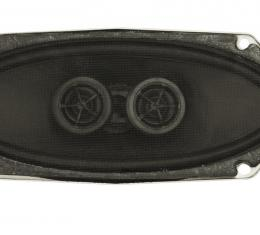 Custom Autosound 1966-1970 Ford Falcon Dual Voice Coil Speakers