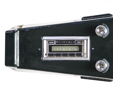 Custom Autosound 1963-1967 Chevrolet Corvette USA-230 Radio