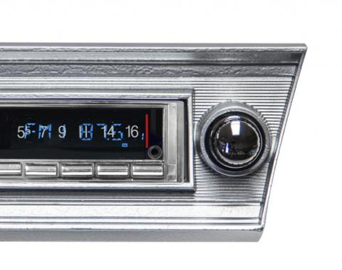 Custom Autosound 1966-1967 Chevrolet El Camino USA-740 Radio