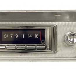 Custom Autosound 1953-1954 Ford USA-740 Radio