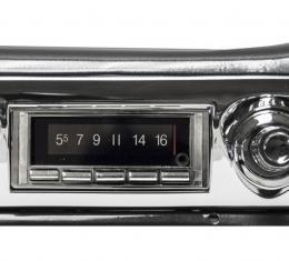 Custom Autosound 1959-1960 Chevrolet El Camino USA-740 Radio