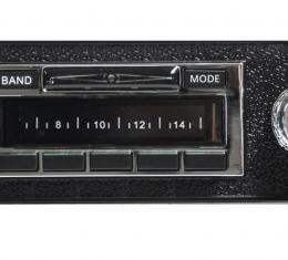 Custom Autosound 1968-1977 Volkswagen Bug USA-630 Radio