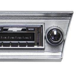 Custom Autosound 1966-1967 Chevrolet El Camino USA-630 Radio