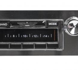 Custom Autosound 1961-1963 Ford Thunderbird USA-630 Radio