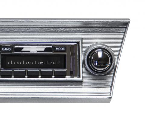 Custom Autosound 1966-1967 Chevrolet Chevelle USA-630 Radio