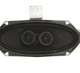 Custom Autosound 1967-1972 GMC Truck/Jimmy Dual Voice Coil Speakers
