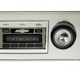 Custom Autosound 1966-1967 Chevrolet Nova USA-230 Radio