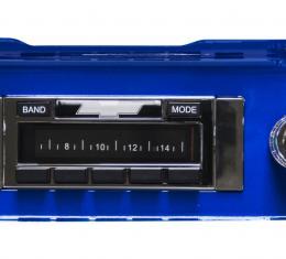 Custom Autosound 1964-1966 Chevrolet Truck/Blazer USA-630 Radio