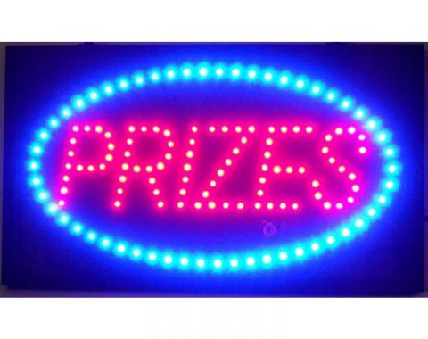 Neonetics Led Motion Signs, Prizes Led Sign