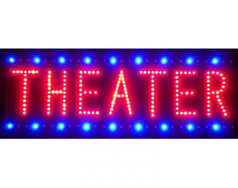 Neonetics Led Motion Signs, Theater Led Sign