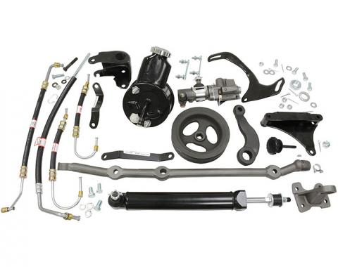 Corvette Power Steering Conversion Kit, Big Block, 1965-1974